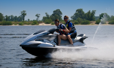 Up to 72% Off on Jet Ski Rental at Miami Elite jet ski rentals