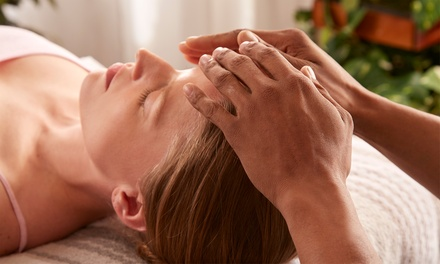 60- or 90-Minute Reiki Healing Session at Majestic Herbal Therapy (Up to 50% Off)
