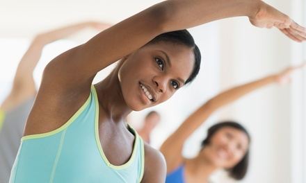 8Week Women's Gym Access $16, to Add Group Training $19 at Warwick Women's Workout Up to $119 Value +$5 Keytag