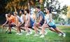 Séances de 2h boot camp et yoga