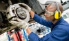 Up to 51% Off on Wheel Alignment / Balancing - Car at mobil 1 lube express
