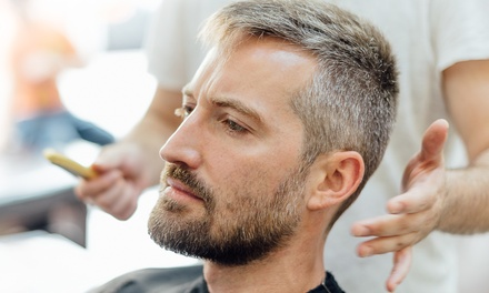 One or Three Men's Haircuts at Greg & Tony Salon (Up to 63% Off)