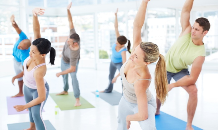 Yoga Classes San Diego Yoga Center Groupon