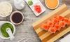 Sushi: zestawy, kawałki