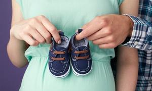 Shooting pour femme enceinte Marseille