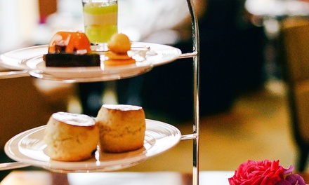 Afternoon Tea for Up to Four at Create Cafe