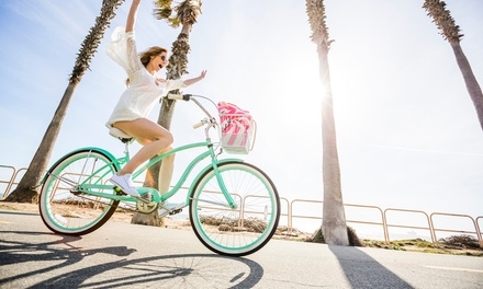 Bicycle, Skateboard, Scooter, or Car Rental from Miami Beach Rent a Ride (Up to 50% Off). Six Options Available.