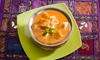 Up to 42% Off Indian Food at The Curry Club