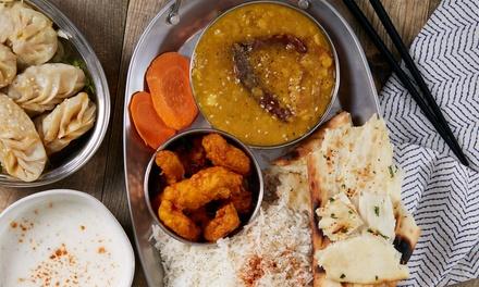 30% Cash Back at Namaste Nepali And Indian Cuisine