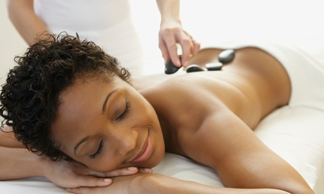 One 60-Minute Massage with Back Scrub or Hot Stone at Palmetto Body Lounge (Up to 38% Off)