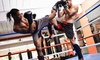 Up to 71% Off Self Defense Classes