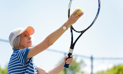 One or Three Group Tennis Lessons at Wood Vale (Up to 67% Off)