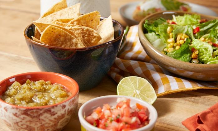 huge discount cd07b 01fb7 33% Off Mexican Food at Baja Fresh