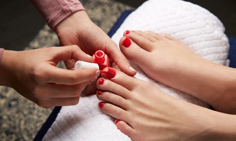 One Pampered Spa Pedicure at Shàp Spa (Up to 35% Off)