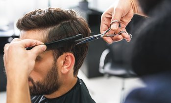 Haircut with Beard Shave or Trim