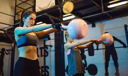 $44.25 for Unlimited Small-Group Fitness Classes for One Month at On Track Wellness ($129 Value)