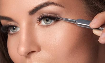 Keratin Lash Lift or Tint or Eyebrow Tint and Wax at Fashion Eyelash & Eyebrow (Up to 56% Off)