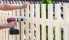 50% Off Fence Installation from River City Landscapes