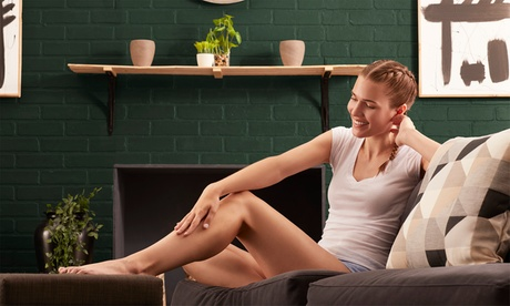 Up to 64% Off on Laser Hair Removal at The Laser Cafe
