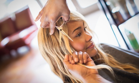 Up to 69% Off on Salon - Hair Color / Highlights at E-Clips Hair Design