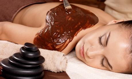 1 o 2 sesiones de masaje tailandés o tratamiento de chocolaterapia en RenuevaT