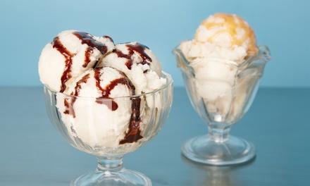 1 kg di gelato o praline a scelta