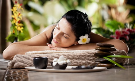 $39 for OneHour AromaTouch Massage at Natural Way to Good Health Up to $55 Value