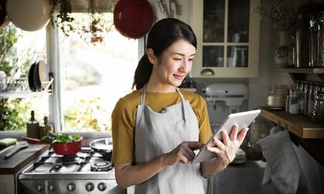 Curso online de cocina y especialidades culinarias en Cursos Click (hasta 85% de descuento)