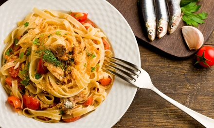 $12 for $20 Toward Pasta, Sandwiches, and Salad for Carryout at Piccola Italia