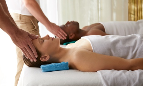 Relaxing Body Massages with Essential Oil and Hot Stones at Spa Melia (Up to 55% Off. Two Options Available.