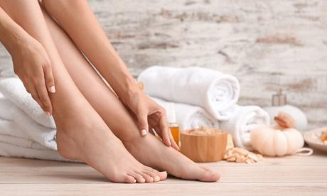 40 Min. Fußpflege inkl. Fußbad und Fuß-Massage für 1 Person bei Beauty Wellness Bonn