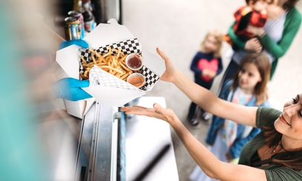 General or VIP Admission for 1, 2, or 4 to The Clustertruck Food Festivals on August 24, 2019 (Up to 60% Off)