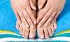 Beauté des mains et/ou des pieds