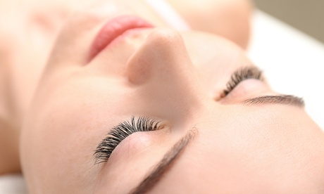 Full Set of Classic or Hybrid Eyelash Extensions at All PRO Lashes & More (Up to 45% Off)