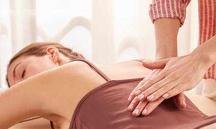 One, Three, or Five 60-Minute Reiki Sessions at Vibrance (Up to 66% Off)