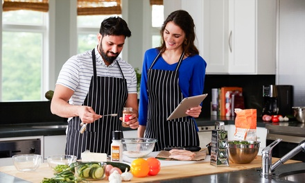 Curso online de cocina internacional de 50 horas en UPOCT (con 97% de descuento)