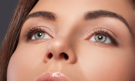 1 o 2 sesiones de depilación de cejas con hilo en Centro de Belleza Cleopatra (hasta 66% de descuento)