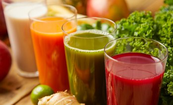 Up to 64% Off Juice Cleanses