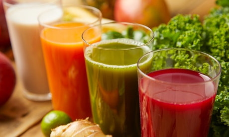 Juice Cleanse Package with Free Shipping at Khepra's Raw Food Juice Bar (Up to 60% Off).