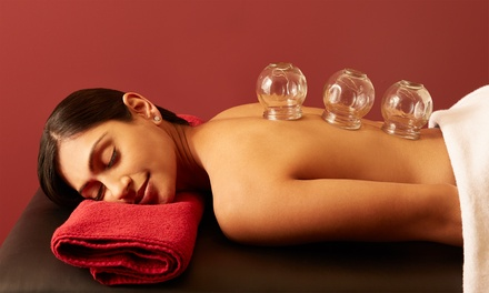 One 60-Minute Massage with Magnetic Cupping or Massage with Gua Sha at Maomi Spa (Up to 37% Off)