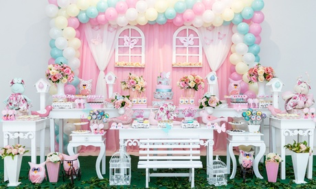 Up to 50% Off on Party Supplies (Retail) at Party Time Decor