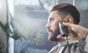 Up to 49% Off Hair Services at Eighteen Eight Fine Men's Salon