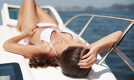 $937 for Four-Hour Private Boat Charter with Captain for Up to 12 from Tranquilo y Tropical ($1,200 Value)