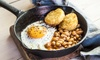 South American Breakfast + Drink