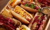 Up to 55% Off Catering from Dogs On Wheels Hotdogs Atl