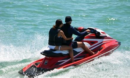 Up to 72% Off on Jet Ski Rental at Miami Elite jet ski rentals