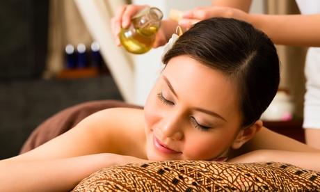 60 oder 90 Min. Ayurvedische Massage bei Beauty Wellness Bonn