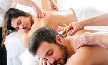 Up to 53% Off Massage with Aromatherapy at East Wing Spa