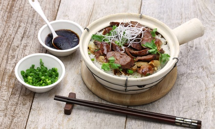 Cantonese Set Menu for Two or Four at Wong Ting Cantonese Restaurants