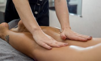 Up to 50% Off Foot and Body Massage at Carefree Feet